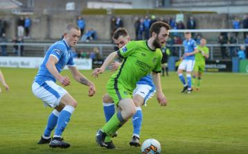 Ollie Horgan and Finn Harps in Gaoth Dobhair tonight as Harps prepare for Premier Division