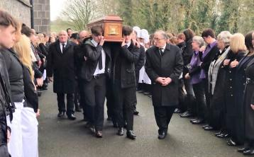 Unbridled grief as Diane is laid to rest