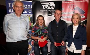 PICTURE GALLERY: Tir Chonaill AC hold their annual awards night