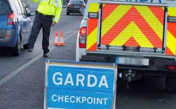 Garda checkpoints concerns