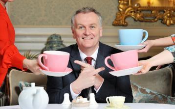 Dáithí Ó Sé calling on Donegal people to host a Tea Day in aid of The Alzheimer Society