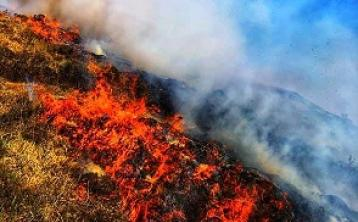 Property under threat from new west Donegal fire