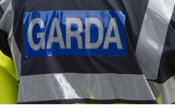 Emergency services attend the scene of an incident in Donegal
