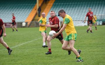 PHOTO GALLERY: See photo gallery of action from Donegal Masters v Down