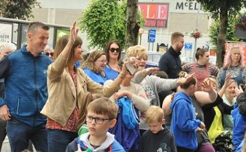 PIC SPECIAL: Twin Towns come alive to the sound of music and dance