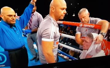 Jason Quigley loses for first time as he is stopped by Johnson in California