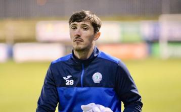 Mark Anthony McGinley the Harps hero as Finn Park side get a point on their trip to Cork