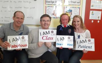 Donegal mum shares her daughter's inspirational journey from Crumlin to her first day of school