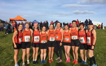 Rosses AC mens and womens novice teams take medals in Mullaghderg