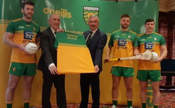LISTEN: Donegal GAA chairman Mick McGrath at launch of new jersey for 2020