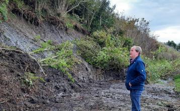 Mountcharles mudslide