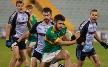 Downings comfortably into Donegal junior championship final with victory over Moville