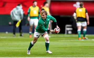 Ireland rugby side named for Six Nations clash with France