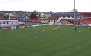 Full-time: Pre-season north-west derby between Sligo Rovers and Finn Harps