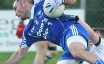 Four Masters and Termon the crunch game in Group C this weekend