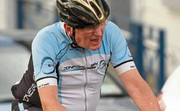 Terry McIntyre's exploits an inspiration to many to take up cycling