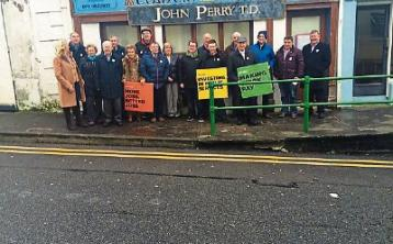 No one wants us say voters in south Donegal