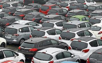 New car sales in Donegal drop by 10%