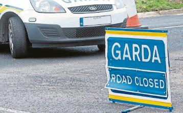 Road closed following early-morning collision in Limerick city