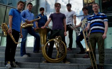 Booka Brass and Mary Black in Donegal this weekend