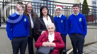 GALLERY: Scoil Mhuire OAP Christmas Party