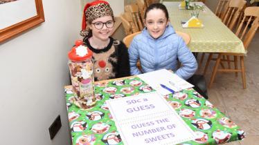 GALLERY: Sliabh Sneacht Centre Christmas Craft Fair