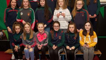 GALLERY: CLG Carndonagh annual underage presentations