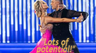 Donegal dancing queen struts her stuff on Dancing With The Stars