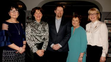 Gallery: Ballyshannon Colaiste Cholmcille retirement function at the Sandhouse Hotel in Rossnowlagh