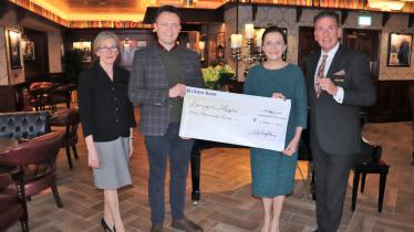 Charity the winner after Donegal celebration of Scotland's Robbie Burns