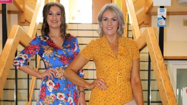A touch of Summer style in Donegal