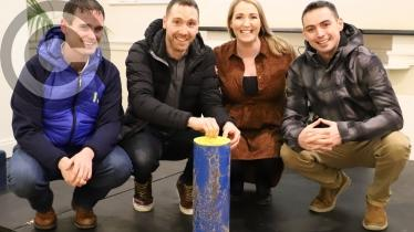 GALLERY: Killybegs time capsule revealed after quarter of a century