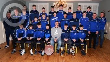 GALLERY: Naomh Conaill Under-14s Presentation Night