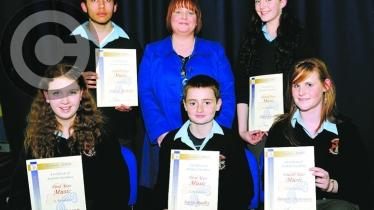 FLASHBACK FRIDAY: Carndonagh Community School Annual Prizegiving (2009)