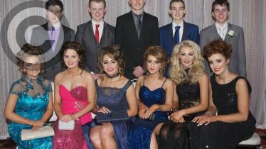 FLASHBACK FRIDAY: Scoil Mhuire Annual Formal (2014)