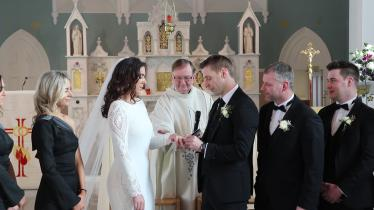 A fairy tale wedding in DonegalWATCH VIDEO