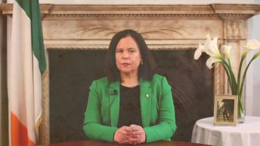 Watch - National - Now is our time, now is the time for Irish Unity - Mary Lou McDonald TD