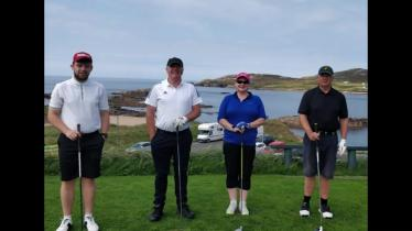 WATCH: All the pictures and news from Donegal Golf Clubs from last week