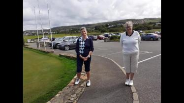 WATCH:  All the pictures and news from Golf Clubs around Donegal