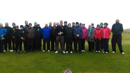 Course Map Bundoran Golf Club