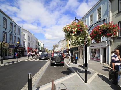 Online friends from Letterkenny, Ireland - tonyshirley.co.uk