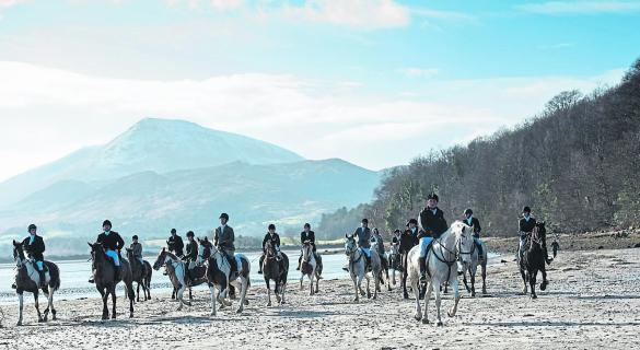 The top ten things to do in Donegal this Autumn