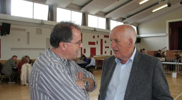 Donegal county councillor attacks rumours he is intending to stand down