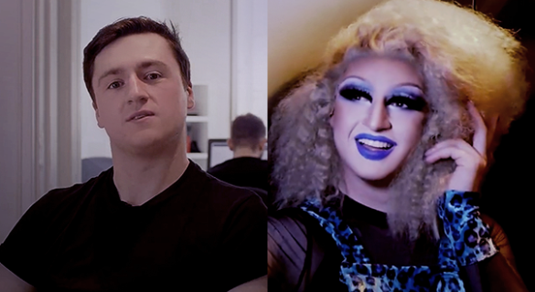 Huawei Mobile Ireland campaigns with Irish drag queen challenging gender stereotypes