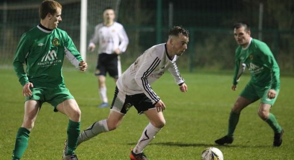 A busy and dramatic weekend in local Donegal Soccer League