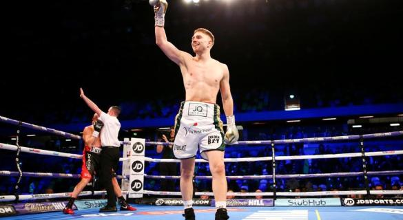 Confirmed: Quigley will be back in the ring in the United States next month