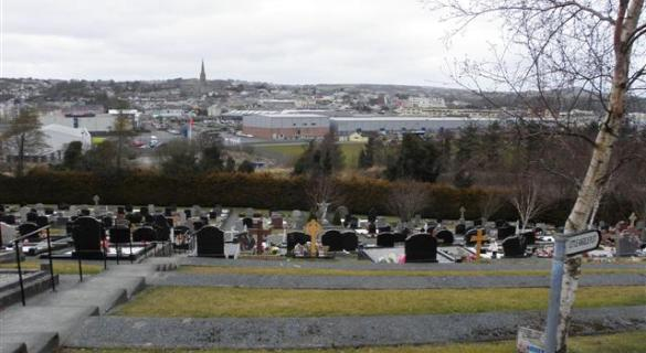 Memorial to St Conal's Hospital deceased cancelled due to weather concerns
