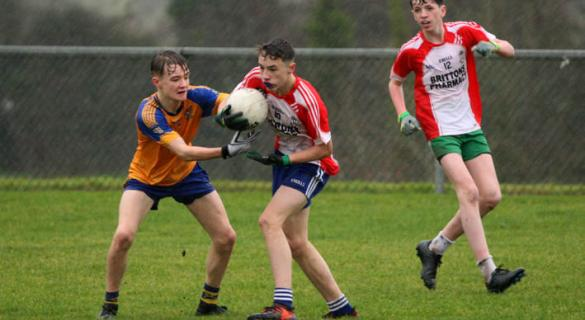 Abbey VS, Donegal are Loch an Iuir champions after battle with Carrickmacross