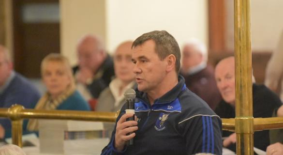 Sean Dunnion looking forward to new Donegal GAA role as county's Central Council delegate