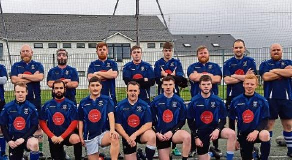 RUGBY: Early try sees Ballyshannon advance in McCambley Cup
